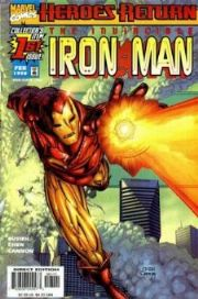 Iron Man Comics (1998 Series)